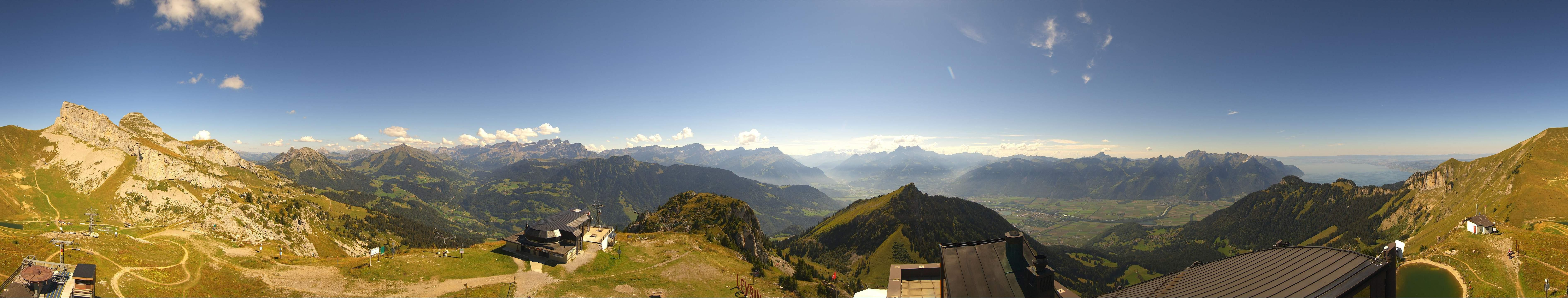 Webcam Leysin Kuklos